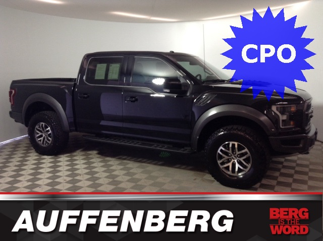 Certified Pre-Owned 2017 Ford F-150 Raptor