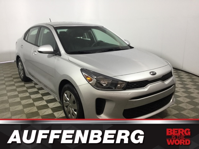 Certified Pre-Owned 2018 Kia Rio S