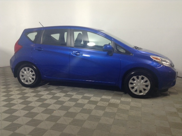 Pre Owned 2014 Nissan Versa Note Sv 4d Hatchback In Ofallon 1