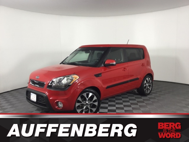 Pre-Owned 2012 Kia Soul Plus