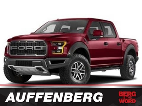 Certified Pre-Owned 2018 Ford F-150 Raptor