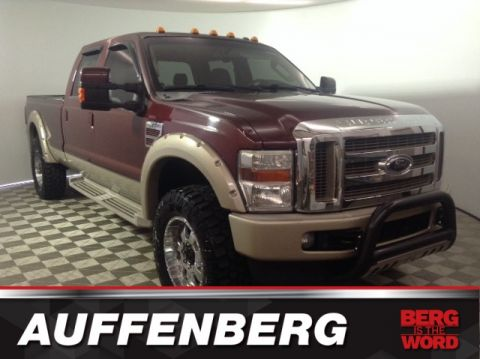 Pre-Owned 2010 Ford F-350SD
