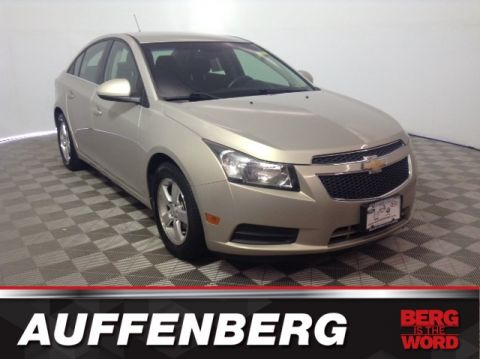 Pre-Owned 2012 Chevrolet Cruze LT