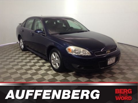 Pre-Owned 2010 Chevrolet Impala LT