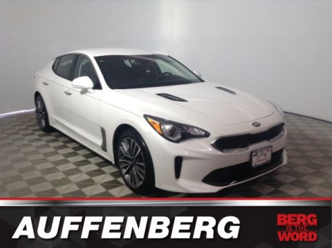 Certified Pre-Owned 2019 Kia Stinger Base