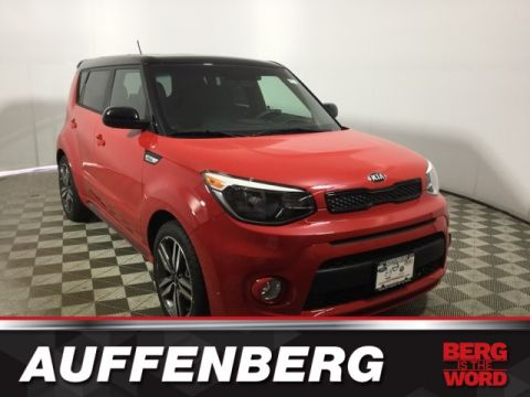 New 2019 Kia Soul Plus